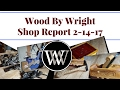 Report, Frame saw, Chip Carving, Dresser, Crafted Podcast, Meetups, and More