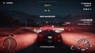 Need for Speed™ Rivals Hot Pursuit: [Hard] Hit Them Hard - Gold Medal