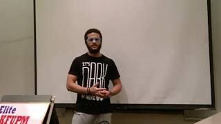 Mohammed Aymen - Ice Breaker