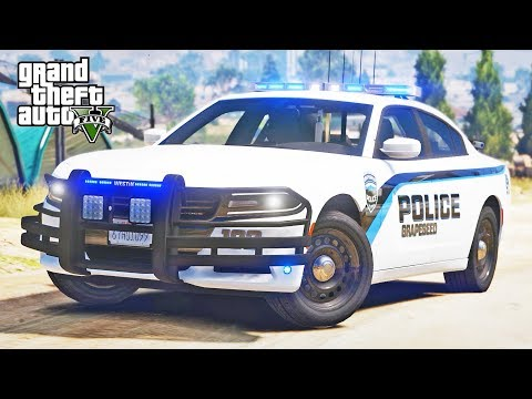 GTA 5 LSPDFR #362 - Grapeseed Police thumbnail