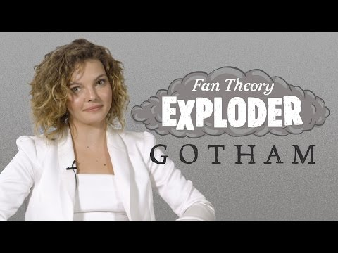 'Gotham'  Theory Exploder with Camren Bicondova  Rolling Stone