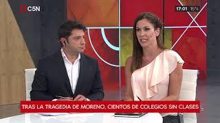 Entrevista a Victoria Tolosa Paz, concejal de La Plata