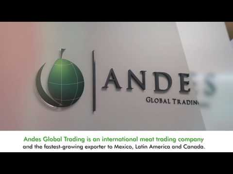 Andes Global Trading - International Meat Trading Company.