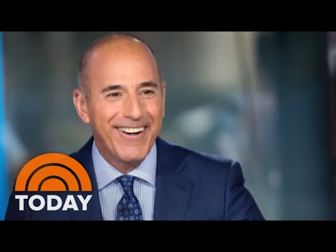 NBCUniversal Releases Findings From Investigation Into Matt Lauer Sexual Misconduct  TODAY