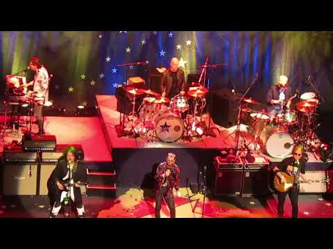 Ringo Starr Beacon Theatre 11/15/17 With a Little Help... from Philip Selway