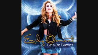Emily Osment - Let' Be Friends (Instrumental Karaoke) HD 2010 + Lyrics