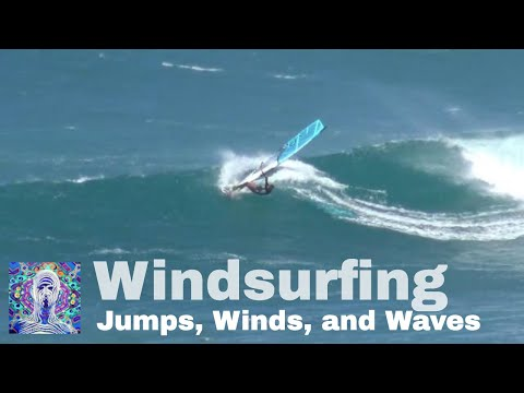 Jumps, Winds, and Waves - North Shore Maui