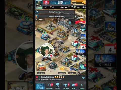 Mobile Strike 101 -  I am the God of Mobile Strike
