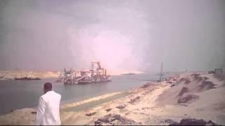 New Suez Canal: June 10, 2015
