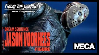 NECA Friday the 13th A New Beginning Jason Voorhees Dream Sequence | Video Review #HORROR