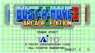 The Best of Retro VGM #274 - Bust-A-Move 2: Arcade Edition (PSX) - In-Game Track 4