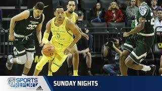 Recap: Oregon men's basketball bounces back with win over Colorado State