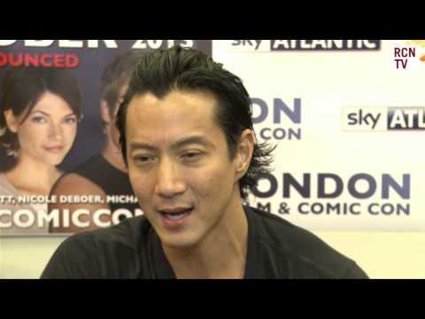Will Yun Lee Interview - Wolverine, Bond & Hawaii 5-O