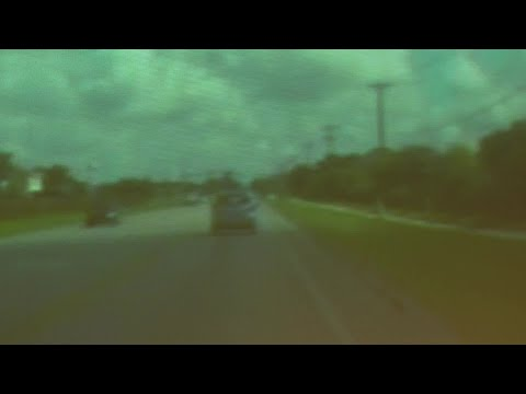 DASH CAMERA VIDEO: Start of chase with Colby Ray Williamson