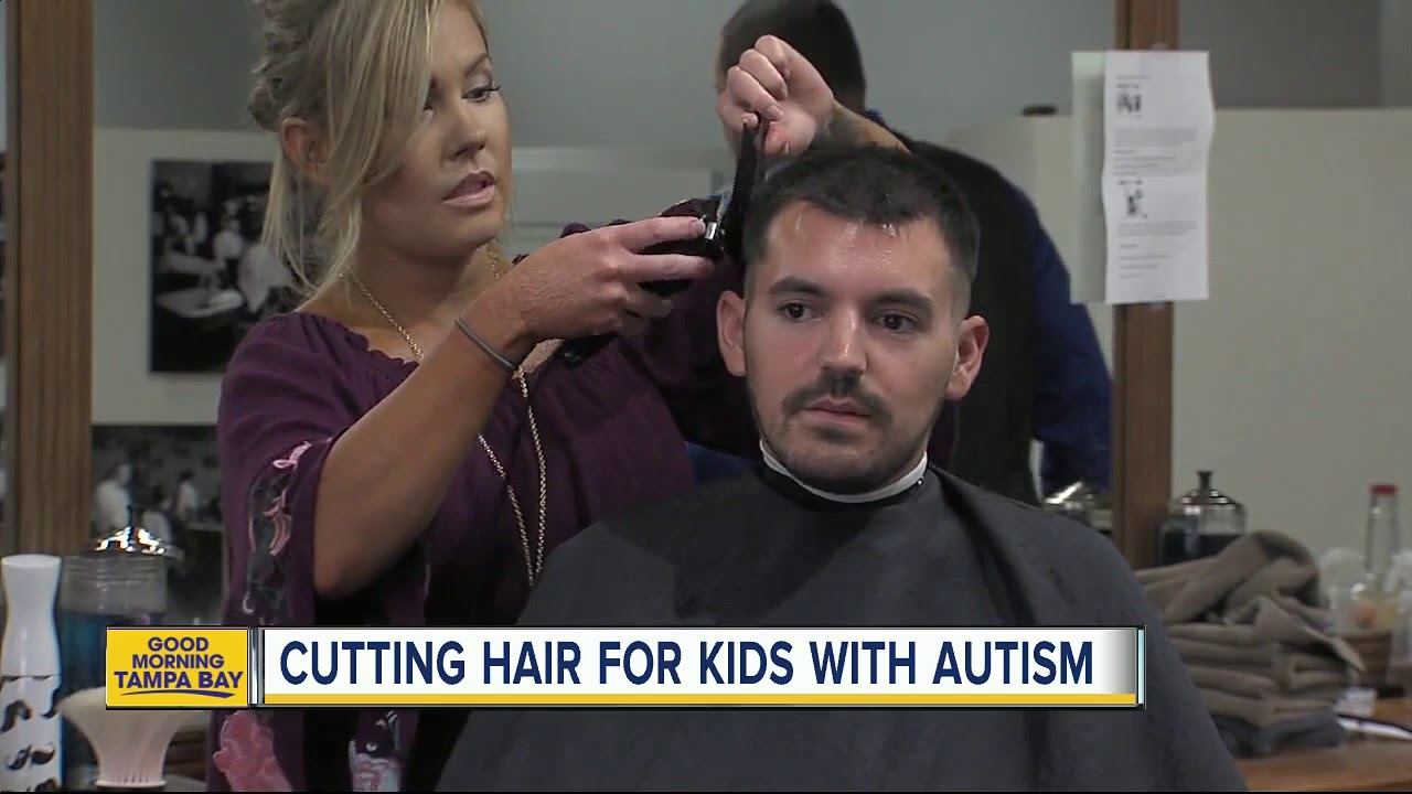 Tampa Barber Shop Offering Unique Haircut Experience To Kids With