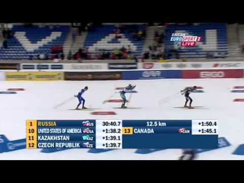 FIS Junior World Ski Championships Relay Men Otepaa
