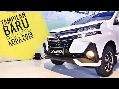 Ubahan Eksterior dan Interior Daihatsu Xenia