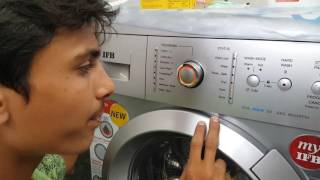 boss call ifb washing machine demo kannada speech nagesh