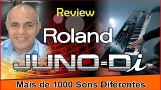 Teclado Roland Juno Di | Review
