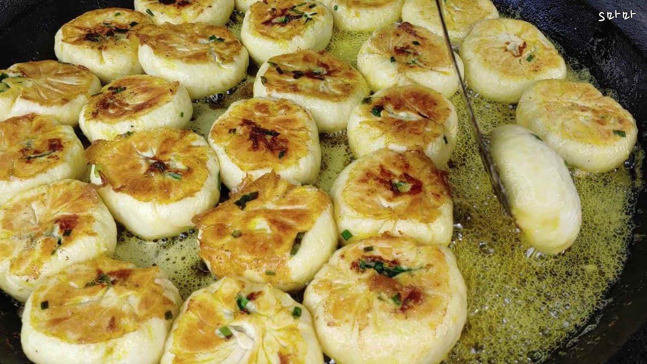 중국 길거리 음식 | 만두 | Chinese street food | Dumplings