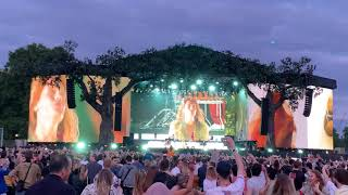 Florence And The Machine - You've got the love LIVE 4K. British Summer Time (BST), London, UK