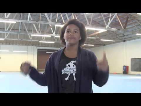 Intro - Roller Derby - womanKIND