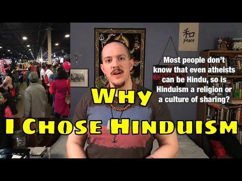 Why I Chose Hinduism