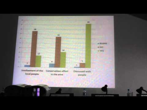 Sri Lanka - Buddhism and Biodiversity Conference - Presentation 6