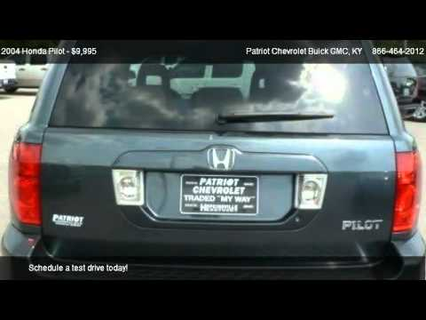 2004 Honda Pilot EX   For Sale In Hopkinsville, KY 42240. Patriot Chevrolet