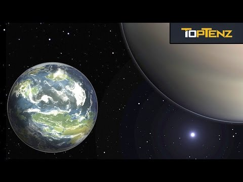 Top 10 OUT of This WORLD Facts about SPACE