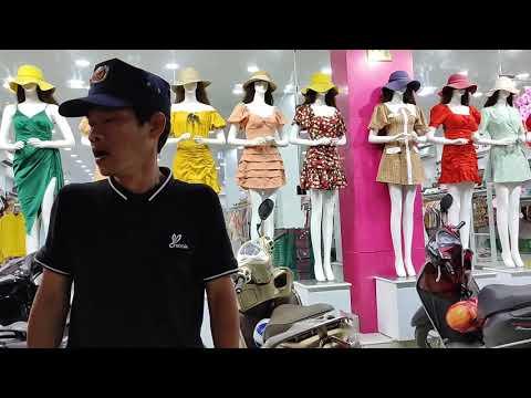 Lượn một vòng quanh các shop thời trang ở Huế //Đi sắm đồ tết #2