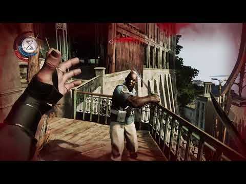 Dishonored 2 Mission 6 Part 1 Gameplay PS4 PRO