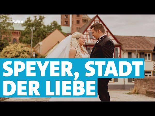 Verliebt in Speyer - Eine Stadt voller Glück