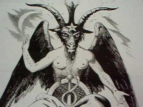 Demonic Goathead In Jehovahs Witness Watchtower Magazine Youtube