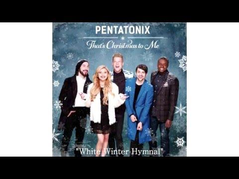 White Winter Hymnal - Pentatonix (Audio)