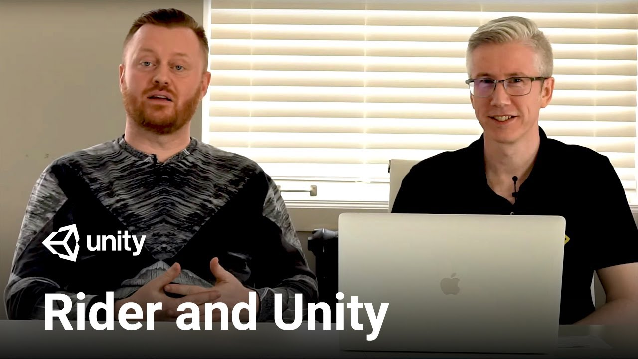 Fast C# Scripting in Unity with JetBrains Rider! – Overview