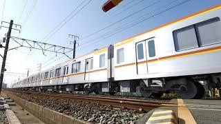 東京メトロ17000系甲種輸送