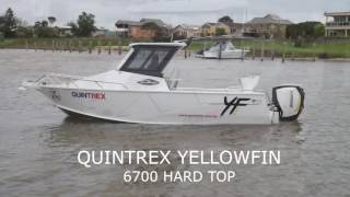 JV Marine World - On Water Drive Day. Quintrex offshore fishing boats