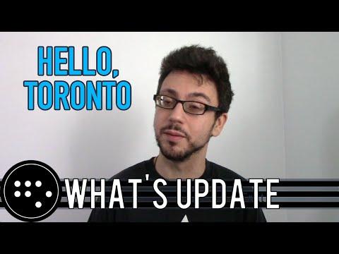 HELLO, TORONTO - What's Update - 2 September 2016
