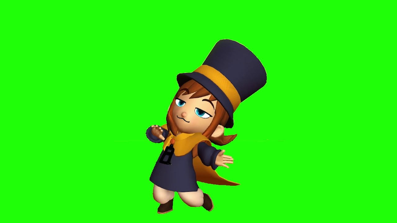 hat kid dance