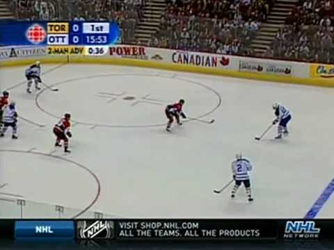 "Top 10 NHL ""Battle of Ontario"" Moments (Part 1 of 2)"