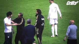 Cristiano Ronaldo und seine Ausraster in 2014