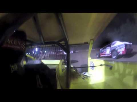 Brandon Gallo AC Delco Modified Feature @ Delaware International Speedway