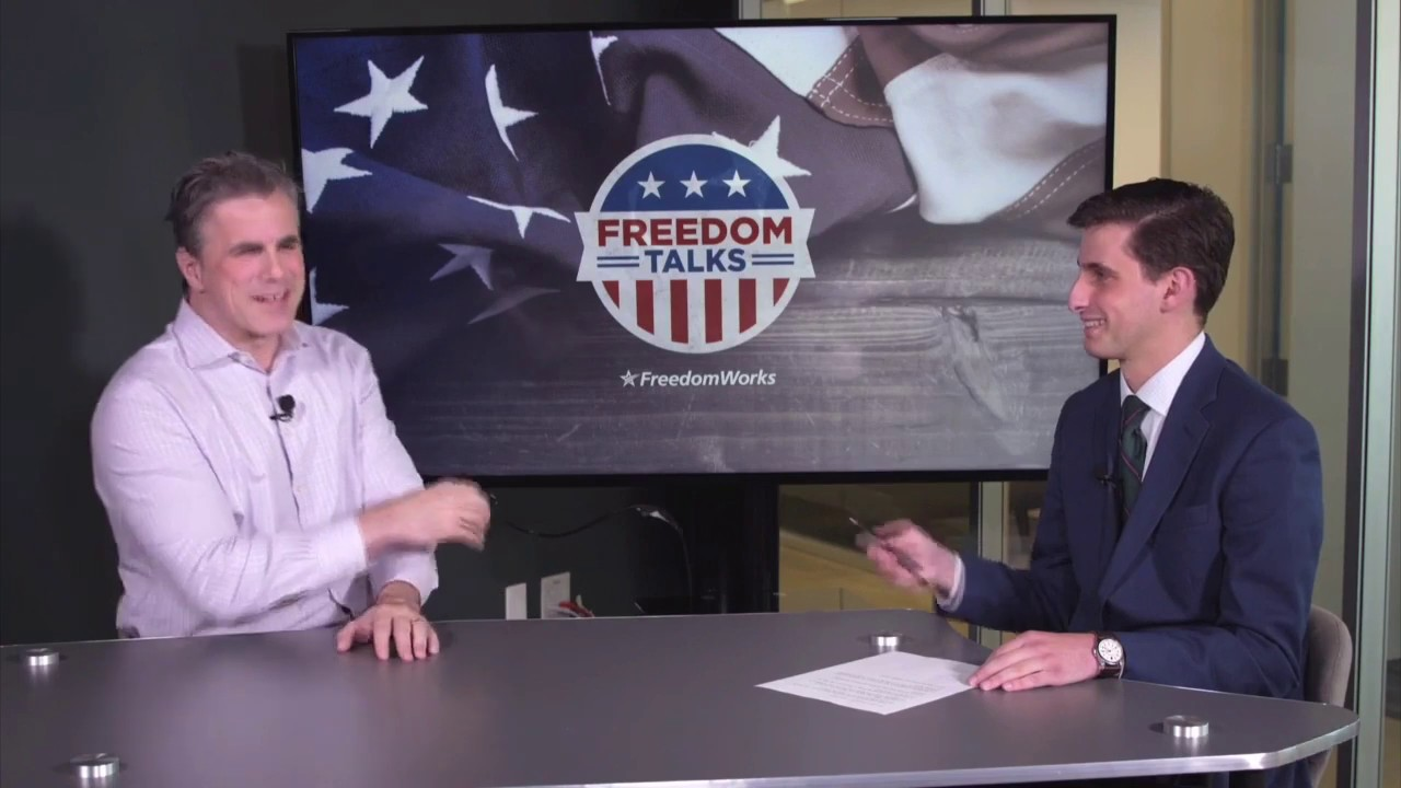 Judical Watch - Tom Fitton on FreedomTalks: Deep State Will Target ANYONE They Can over Anti-Trump C
