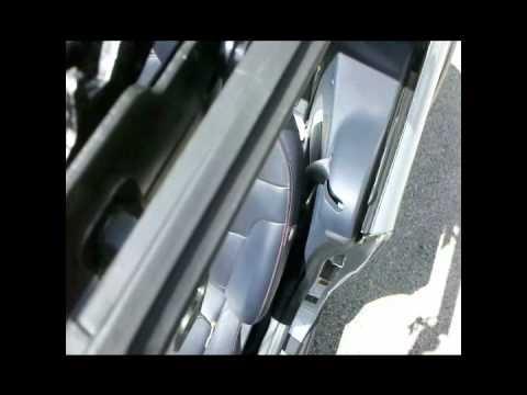 mini cooper convertible top repair