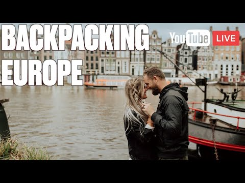BACKPACKING EUROPE | WHAT TO KNOW BEFORE YOU GO | EXPERT TRAVEL TIPS PLUS A BIG SURPRISE