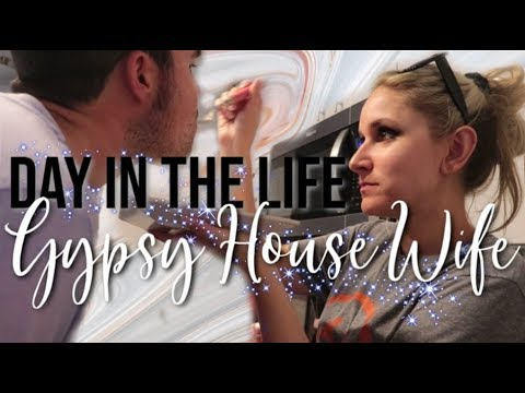 gypsy-house-wife-day-in-the-life-|-first-day-of-fall-2019-|-cleaning-&-other-things