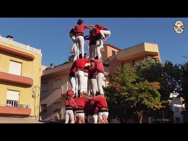 4d7 Castellers Alt Maresme @ Tordera (25/08/2019)