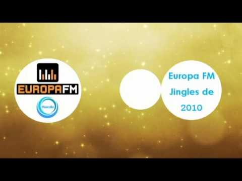 Europa FM - Jingles de 2010