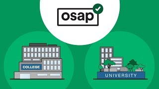 How to apply for OSAP